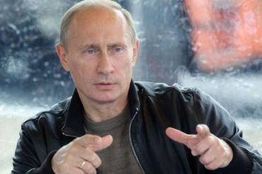 Путин: слюнтяй неможет управлять Россией