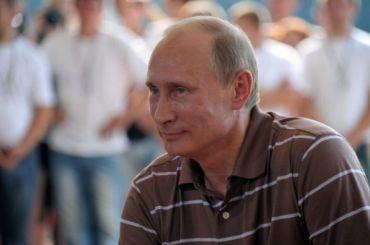 «Пока недотягиваю»: Путин пошутил определьном возрасте для президента