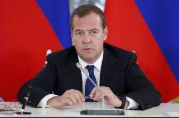Визит Медведева вПетербург спровоцировал пробки отПулкова доцентра