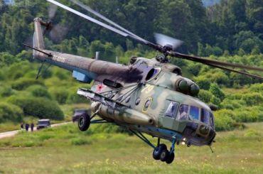 Военный вертолет разбился вСаратовской области