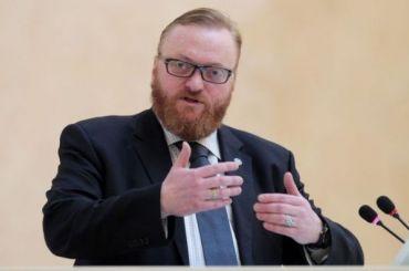 Милонова удручает «внутривидовая борьба» между единороссами
