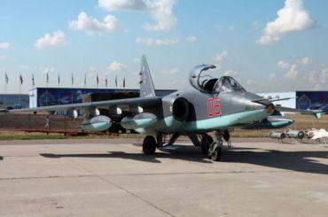 Штурмовик Су-25 разбился вСтавропольском крае