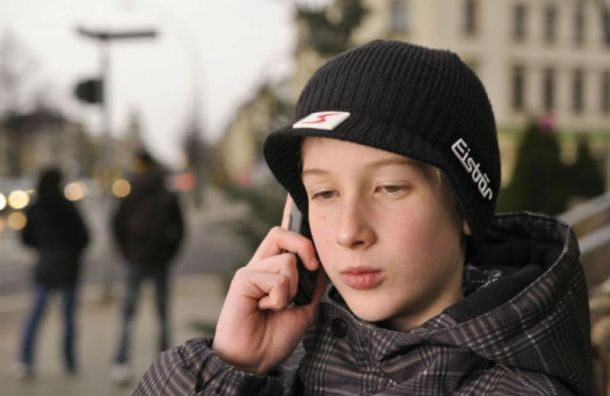 Пятиклассник стелефона отца «заминировал» школу наБольшевиков