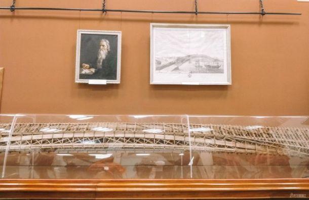 Новый музей мостов Петербурга готовится принять посетителей