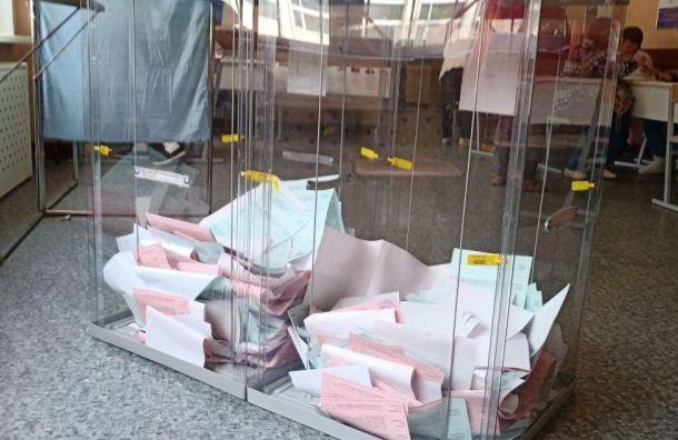 «Партия роста» добилась пересчета голосов вМО №75