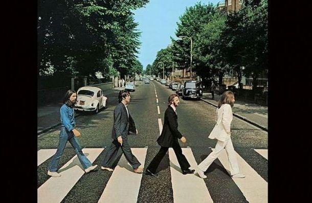 Вчесть альбома The Beatles вПетербурге откроют улицу Abbey RoadЪ