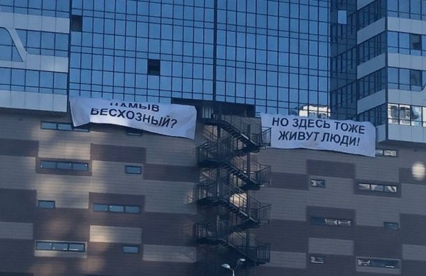 Согласован митинг попроблемам намывных территорий Васильевского острова