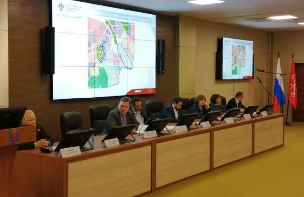 Новый кампус СПбГУ стоит 45 млрд рублей