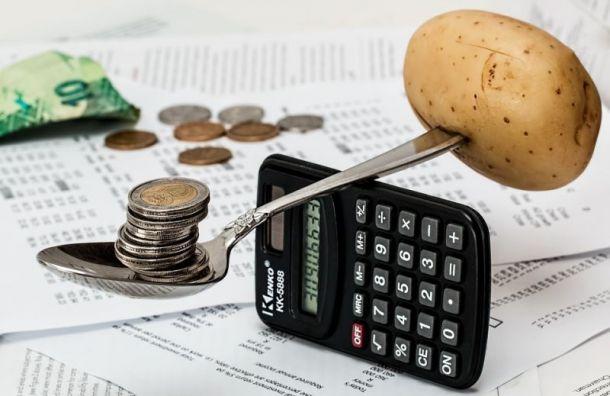 Смольный одобрил проект бюджета срасходами на700 млрд рублей