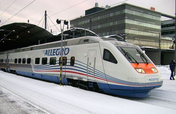 Загод поездами «Аллегро» стали пользоваться чаще почти на16%