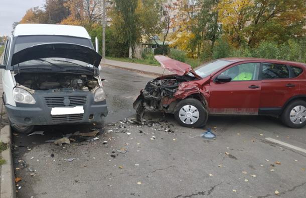 Один погиб идвое пострадали вДТП наШкольной улице