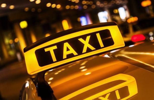 Такси сбило троих подростков наДунайском