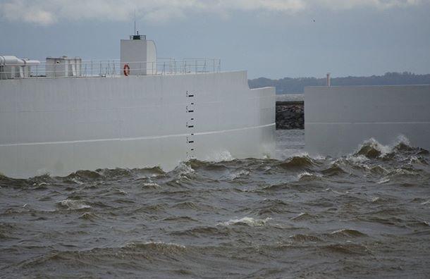 Угроза наводнений вПетербурге вырастет вближайшие полвека