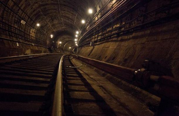 Вметро рассказали, почему при подъезде к«Московской» поезд едет быстрее