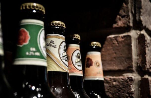 ВПетербурге могут запретить продажу спиртного вжилых домах