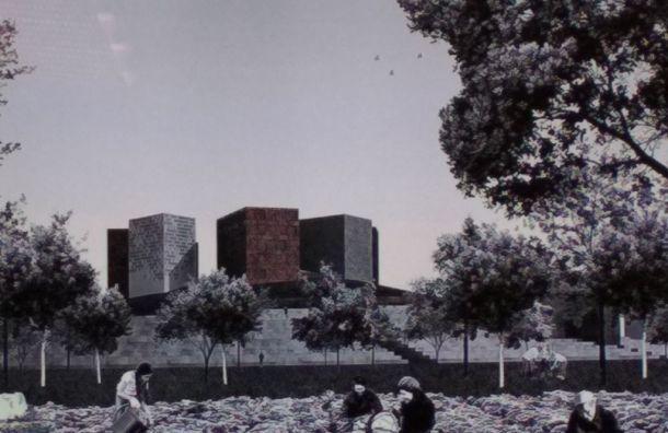 ЗакС разрешил строить Судебный квартал уСмольного