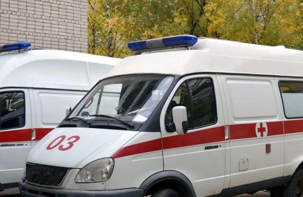 Суд рассмотрел дело обизбиении медиков скорой вПетербурге