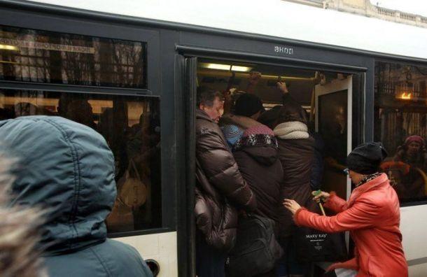Петербуржцы создали петицию засохранение маршруток