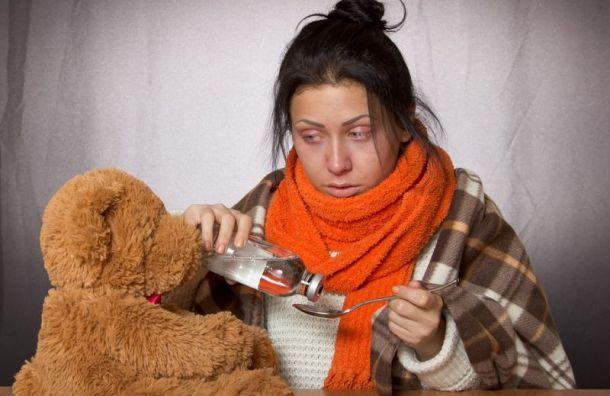 Роспотребнадзор запустил вПетербурге горячую линию попрофилактике гриппа