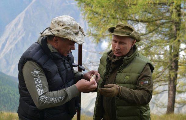 Песков объяснил любовь Путина котдыху вРоссии