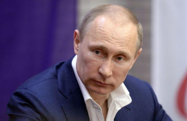 Путин: мынедали головорезам изСирии проникнуть вРоссию