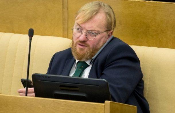Милонов назвал Мурино «городом-мутантом» ипожаловался нашаверму