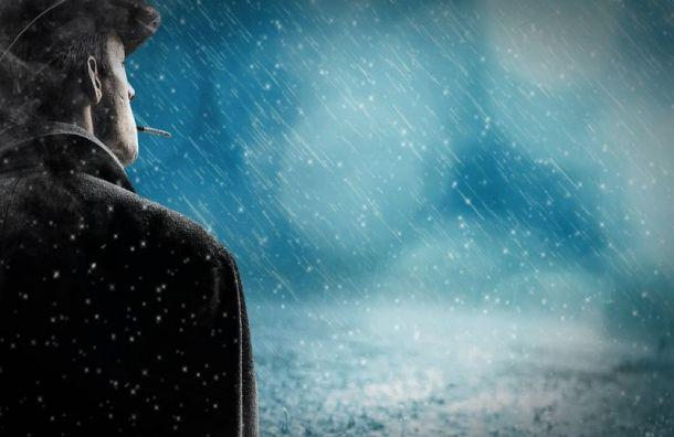 МЧС предупредило петербуржцев оснеге сдождем
