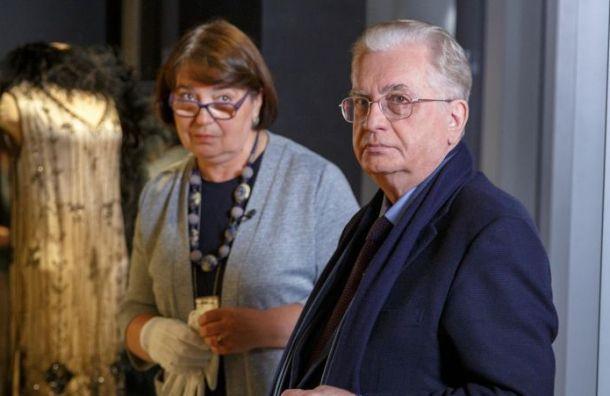 Пиотровского переназначили директором Эрмитажа до2022 года