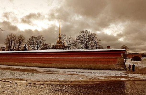 Мокрый снег сдождем недаст покоя петербуржцам ввыходные
