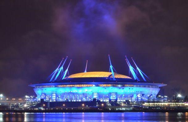 Смольный подал иски на8,9 млрд рублей кстроителям «Газпром Арены»