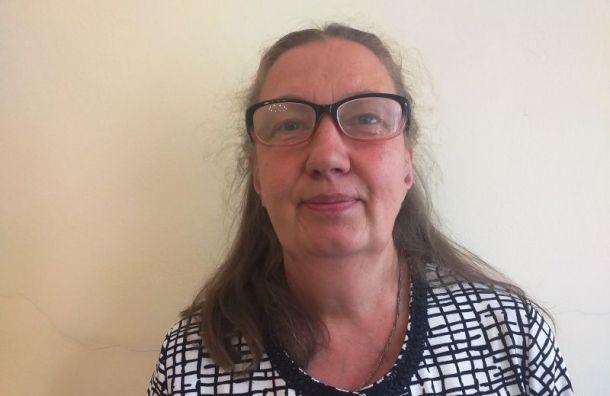 «Долго исчастливо» просит помочь петербургской пенсионерке Елене Родионовой