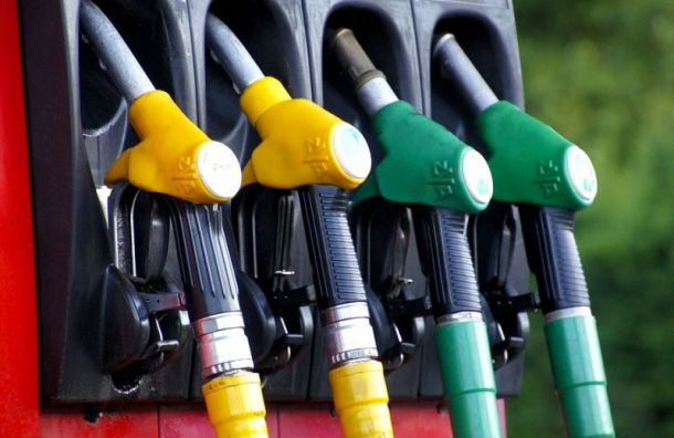 Спрос набензин вРоссии резко упал