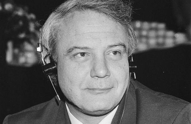 Писатель Владимир Буковский скончался вВеликобритании
