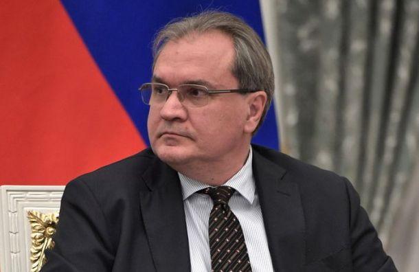 Новым главой СПЧ назначен Валерий Фадеев