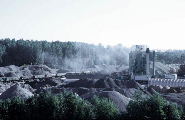 Приморский район: жители Коломяг задыхаются отасфальтовых заводов