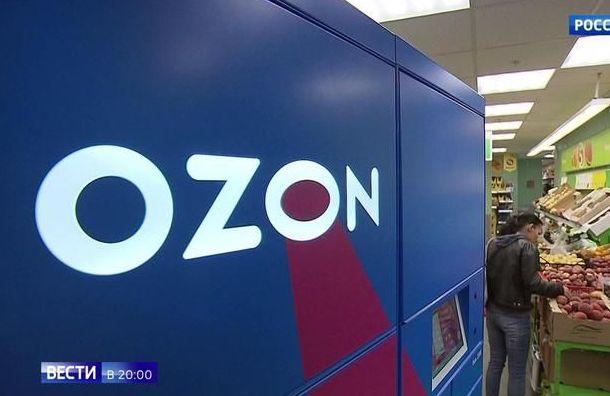 Курьеры Ozon вПетербурге приостановили забастовку