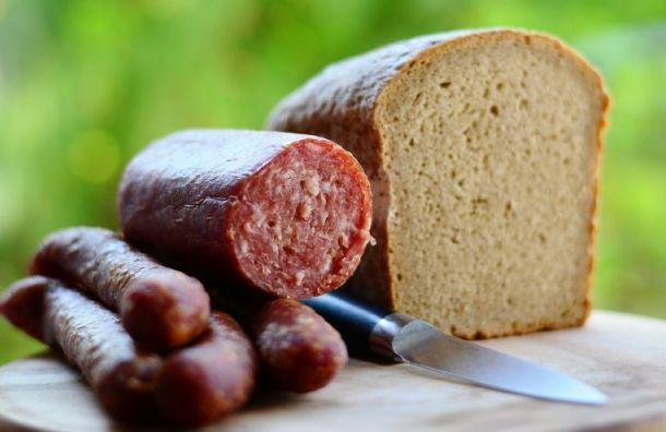 Петербуржец купил в«Ленте» колбасу сопарышами