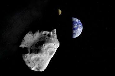 ВПетербургской обсерватории предупредили олетящем кЗемле астероиде