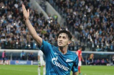 «Зенит» обыграл «Бенфику» 3:1 вматче Лиги чемпионов
