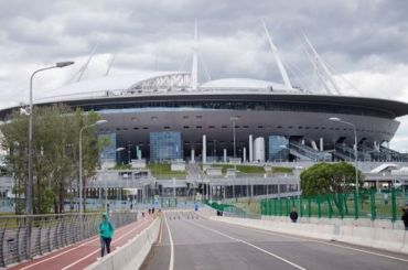 Смольный предложил УЕФА навыбор семь тренировочных площадок кфиналуЛЧ