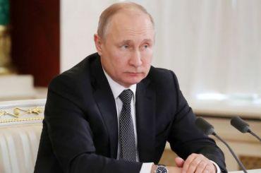 Путину доложили опрорыве дамбы вКрасноярском крае