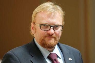 Милонов: Прихожу вужас оточередного согласованного строительства вПетербурге