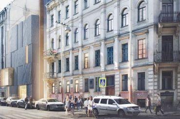 Проект расширения музея Достоевского получил «золото» Союза архитекторов
