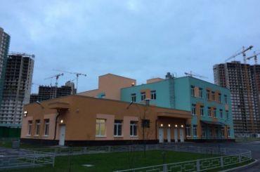 Детский сад на220 мест появился вЖК «Чистое небо»