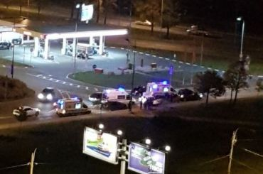 Два пассажира Hyundai пострадали вДТП наВитебском проспекте