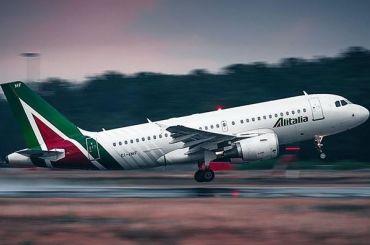 Alitalia отменила рейсы изПетербурга вРим всвязи сзабастовкой