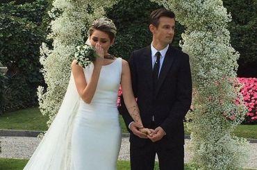 Семак женится набывшей супруге Анне вИталии