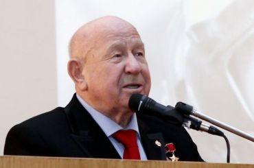 Беглов выразил соболезнования всвязи скончиной Леонова