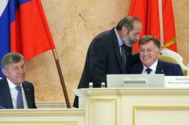 Макаров: сВишневским нас связывает крепкая мужская дружба