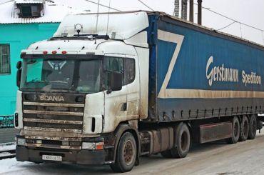 Фуру сприцепом за10 млн рублей похитили вШушарах
